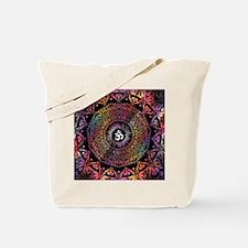 Funny Om Tote Bag