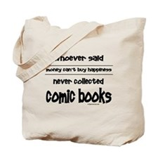 Cute Comics and art Tote Bag
