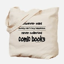 Funny Buying books Tote Bag