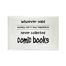 Cute Comics art Rectangle Magnet (10 pack)