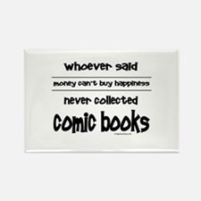 Funny Comics and art Rectangle Magnet (10 pack)