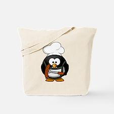 Unique Tux penguin Tote Bag