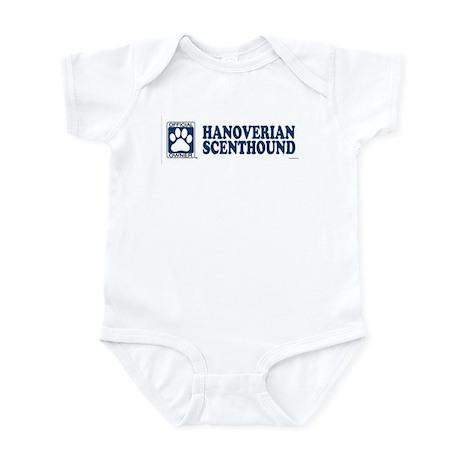 HANOVERIAN SCENTHOUND Infant Bodysuit