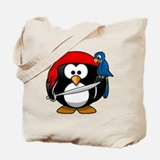 Unique Tux Tote Bag