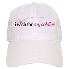 I Wish for my Soldier Baseball Cap