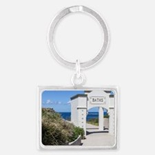 Unique New south wales Landscape Keychain