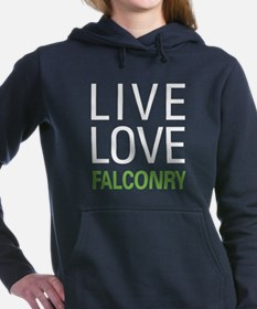 Live Love Falconry Sweatshirt