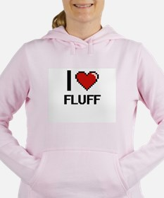I love Fluff Sweatshirt