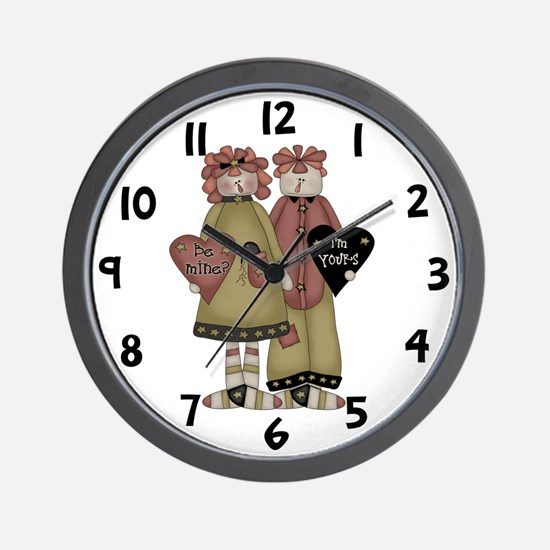 I'm Yours Wall Clock
