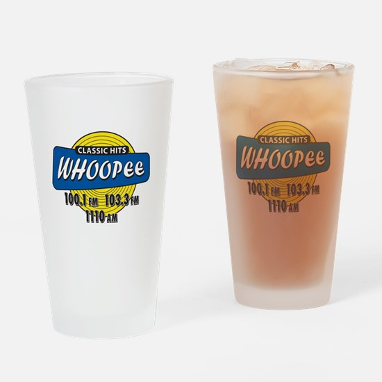 WUPE_logo_RGB (1) (1).jpg Drinking Glass