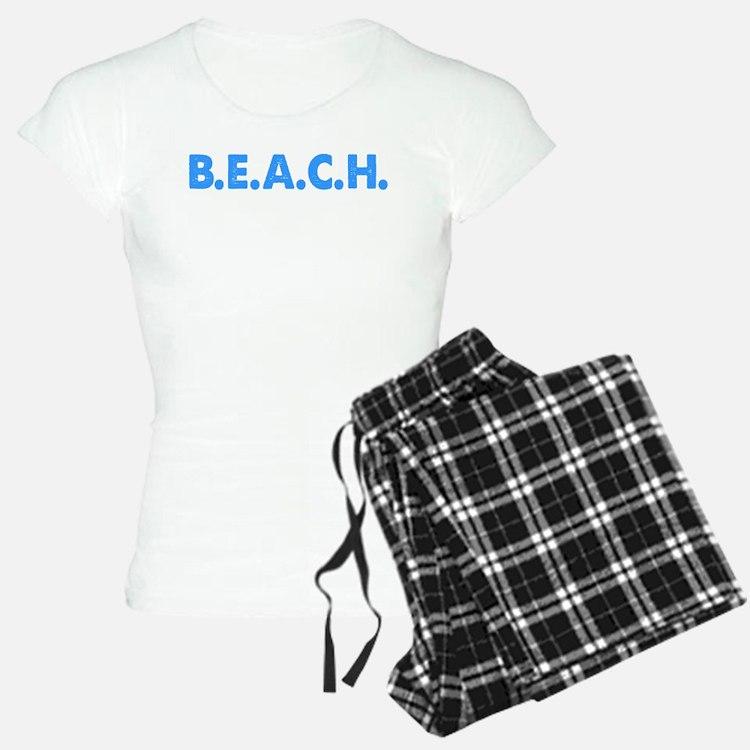 B.E.A.C.H. Best Escape Pajamas