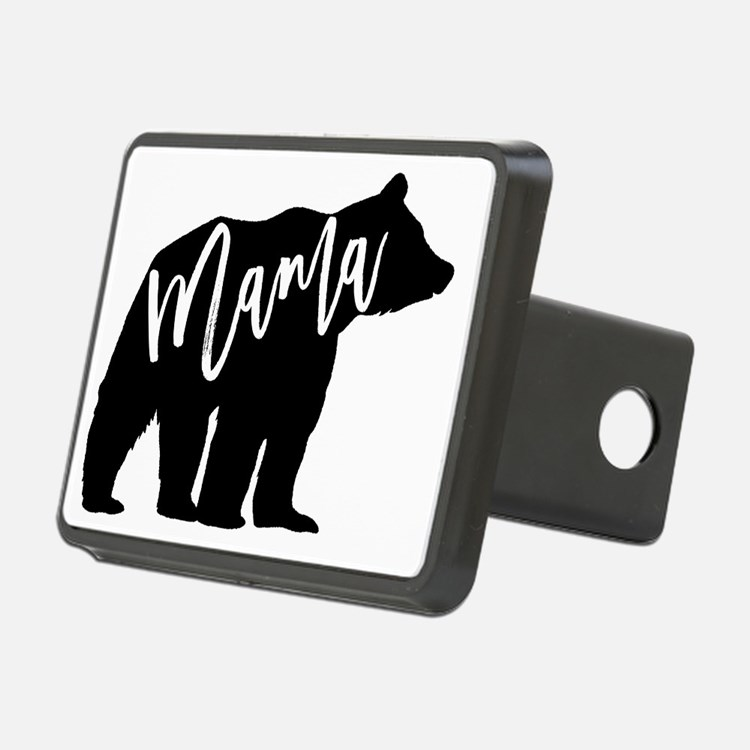 Mama Bear Hitch Cover