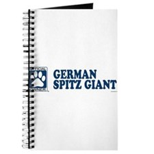 GERMAN SPITZ GIANT Journal