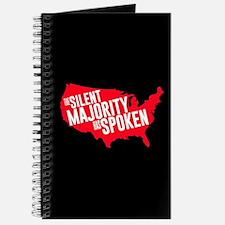 The Silent Majority Has Spoken Red Journal