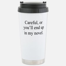 Unique Twitter Travel Mug