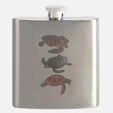 TURTLES Flask