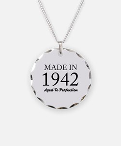 Made In 1942 Necklace