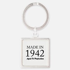 Made In 1942 Keychains