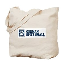 GERMAN SPITZ SMALL Tote Bag