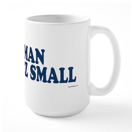 GERMAN SPITZ SMALL Large Mug