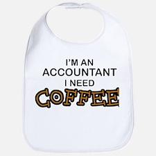 Accountant Need Coffee Bib