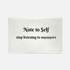 Note to Self Magnets