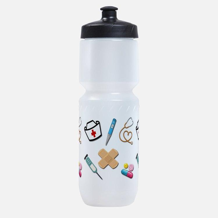 Nursing Sports Bottle
