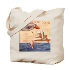 Pontchartrain Beach Poster 2 Tote Bag