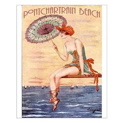 Pontchartrain Beach Poster 2 Posters