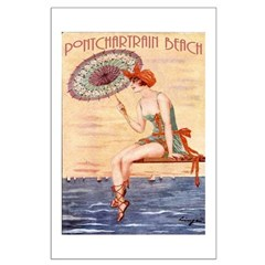 Pontchartrain Beach Poster 2 Posters