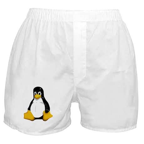 Linux Logo Boxer Shorts