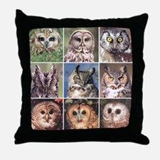 Cool Eagle personalized Throw Pillow