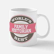family historian Mug