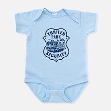 Trailer Park Security Infant Bodysuit
