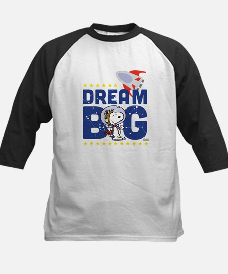 Peanuts Dream Big Baseball Jersey
