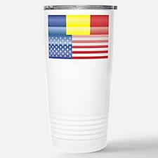 Funny Stars and stripes Travel Mug