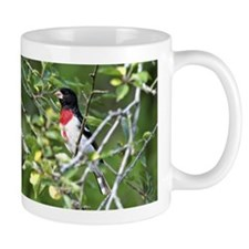 Rose-breasted Grosbeak Small Mug