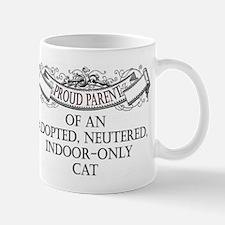 Proud Cat Parent<br> Mug