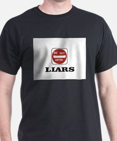 liars gone away T-Shirt