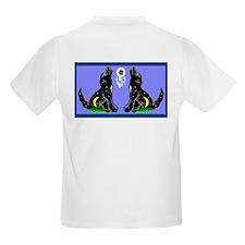 'Wolf's Bay' Kids T-Shirt