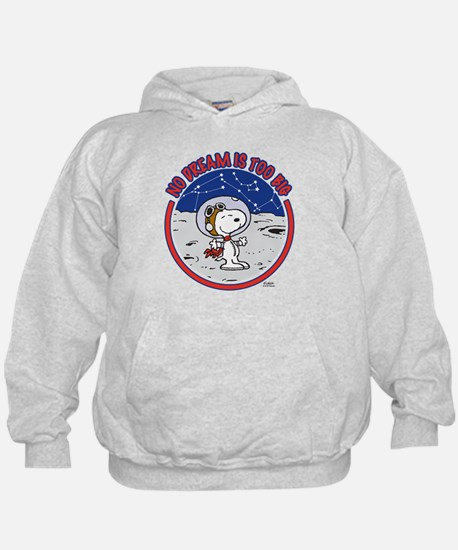 Peanuts No Dream Is Too Big Sweatshirt