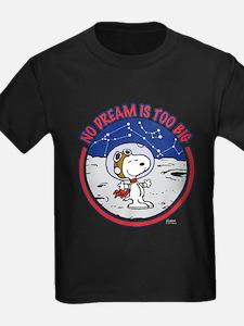Peanuts No Dream Is Too Big T-Shirt