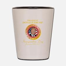 Cool President Shot Glass