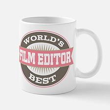 film editor Mug