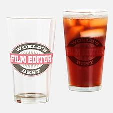 film editor Drinking Glass