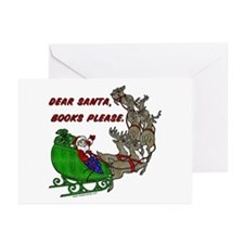 Dear Santa - Adult Printing Greeting Cards (Pk of