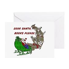 Dear Santa - Adult Printing Greeting Cards (Pk of