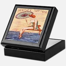 Jersey Shore Poster Keepsake Box