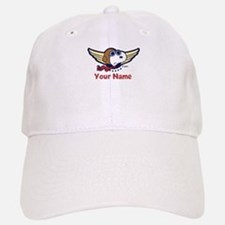 Snoopy Ace Personalized Baseball Baseball Cap