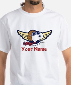 Snoopy Ace Personalized Shirt